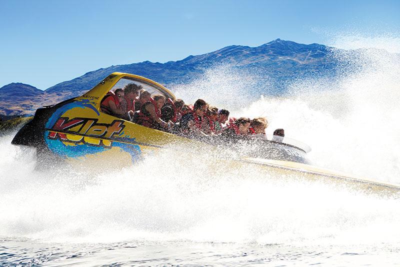 KJet Jet Boat Adventure