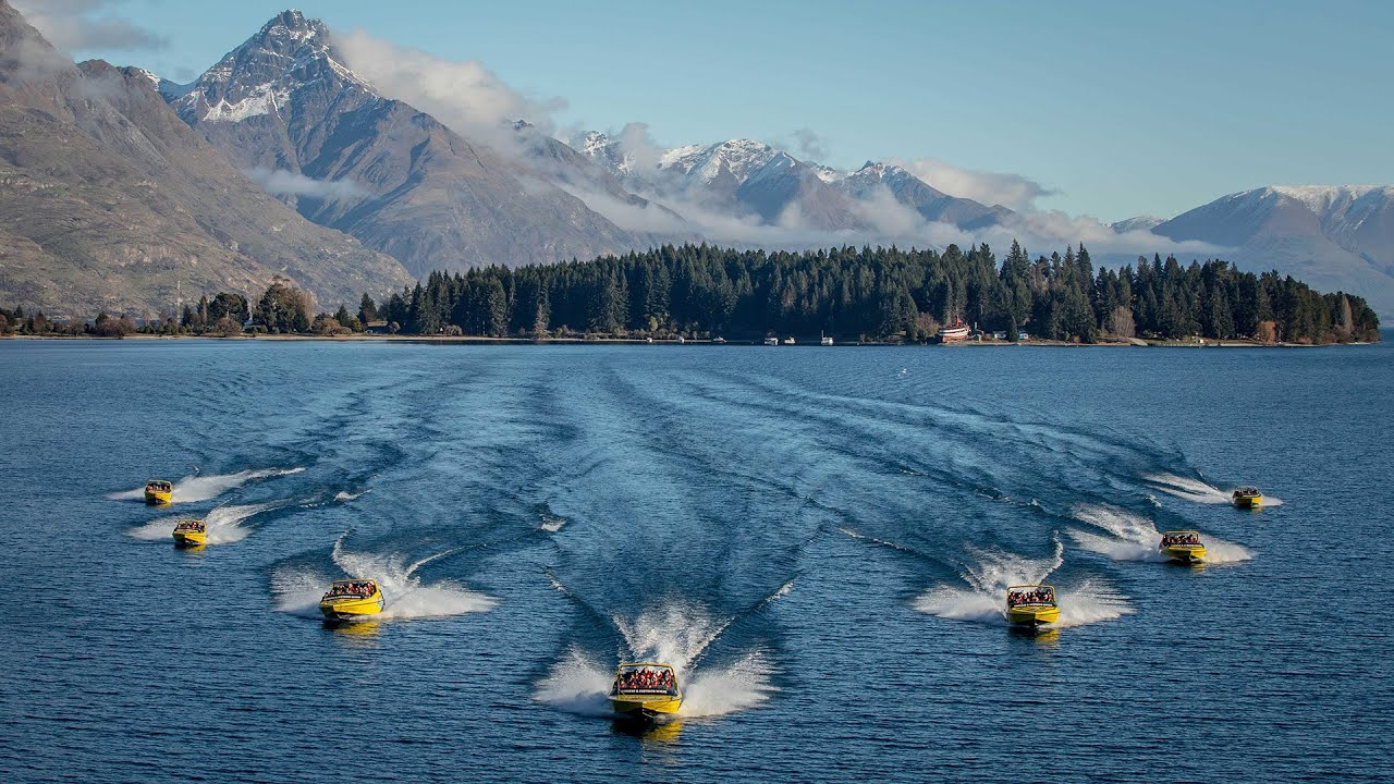 Jet Boat, Queenstown, Kawarau River, Shotover River, Lake Wakatipu , Conference, Incentive and Event