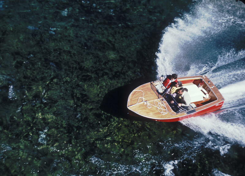 KJet, Jet Boat, Queenstown, Kawarau River, Shotover River, Lake Wakatipu, New Zealand, History