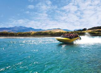 KJet, Jet Boat, Queenstown, Kawarau River, Shotover River, Lake Wakatipu, New Zealand, History