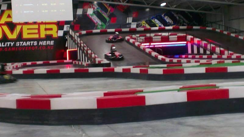 Game Over Go Karts