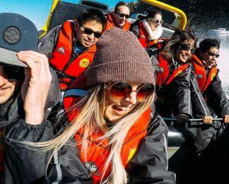 KJet, Jet Boat, Queenstown, Kawarau River, Shotover River, Lake Wakatipu
