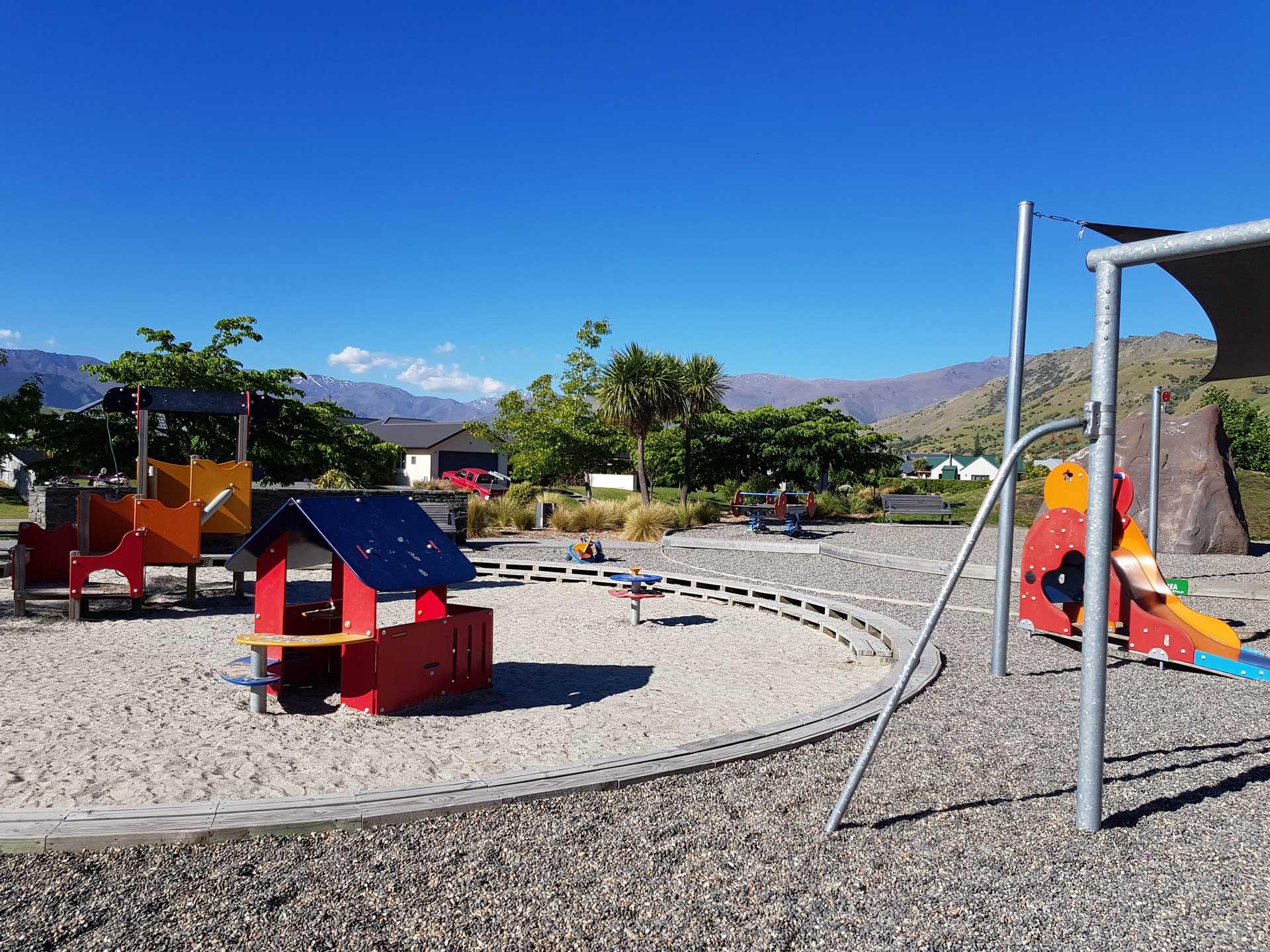 Lake Hayes Estate Playground