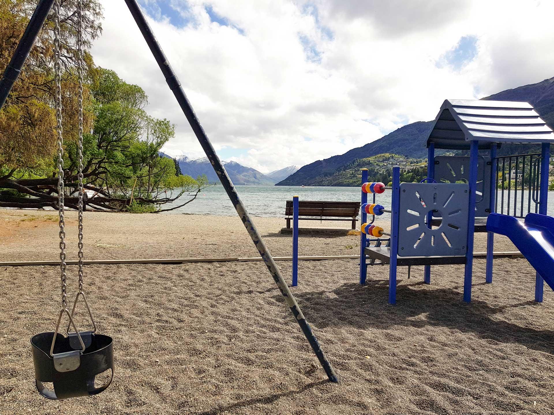 Queenstown Lakefront Playground