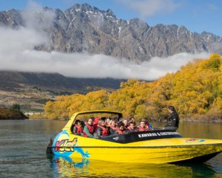 KJet on the Kawarau River Queenstown