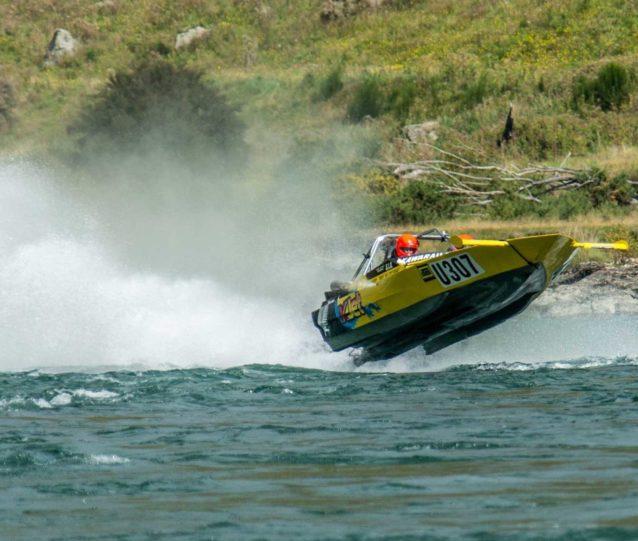 KJet Race Boat 1