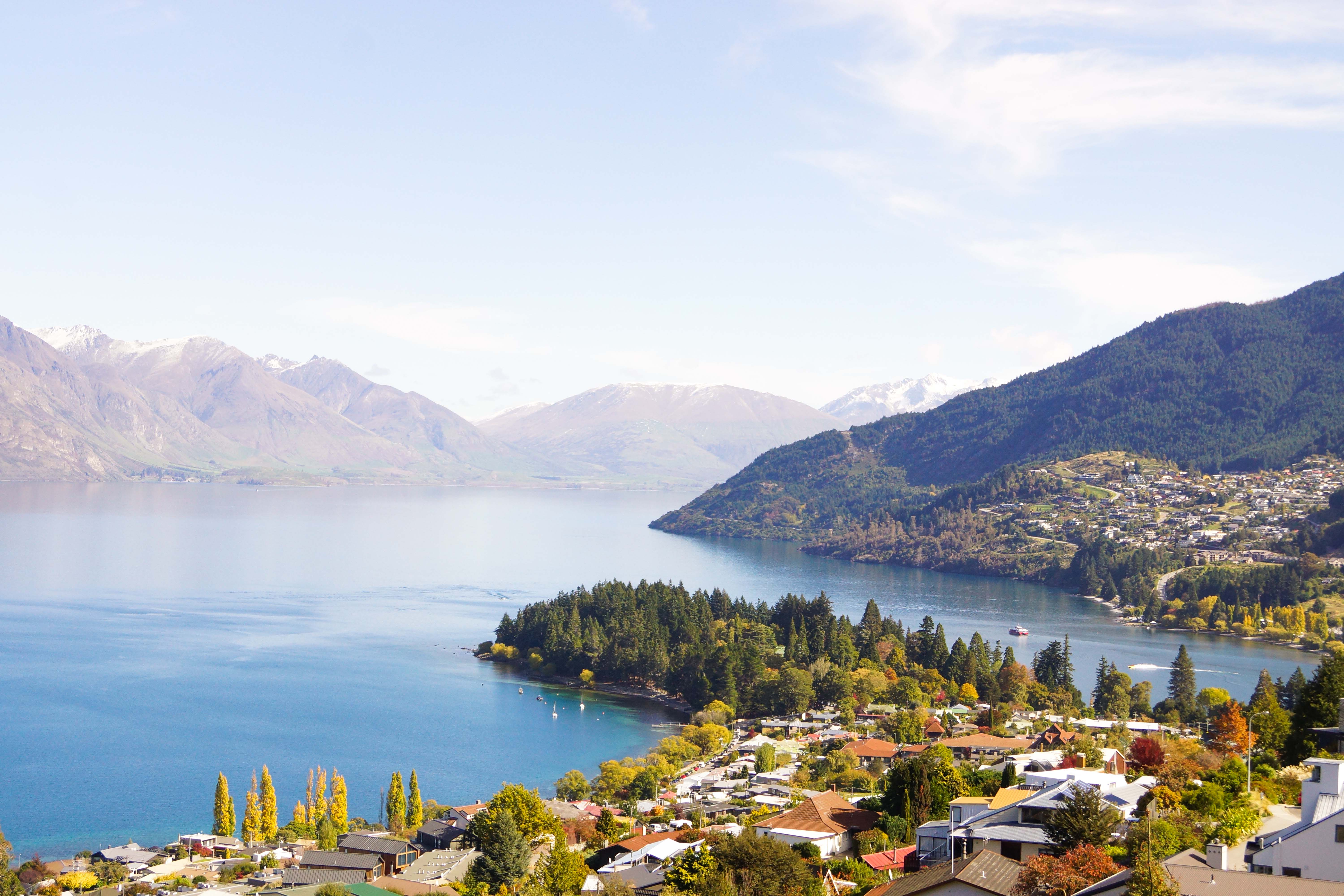 KJet Lake Wakatipu in Queenstown