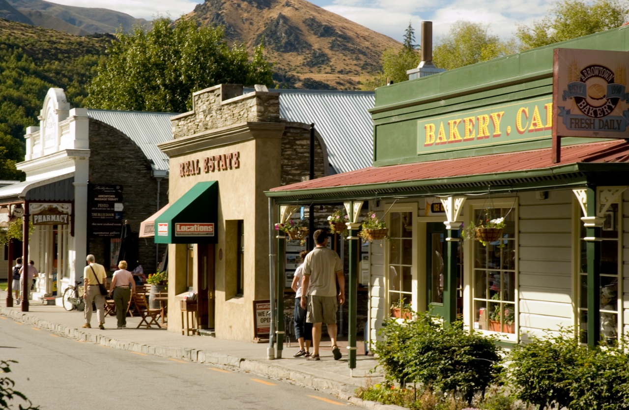 Arrowtown things to do Queenstown