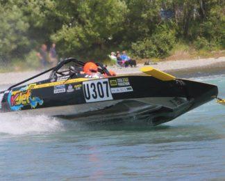 Jet boat race marathon