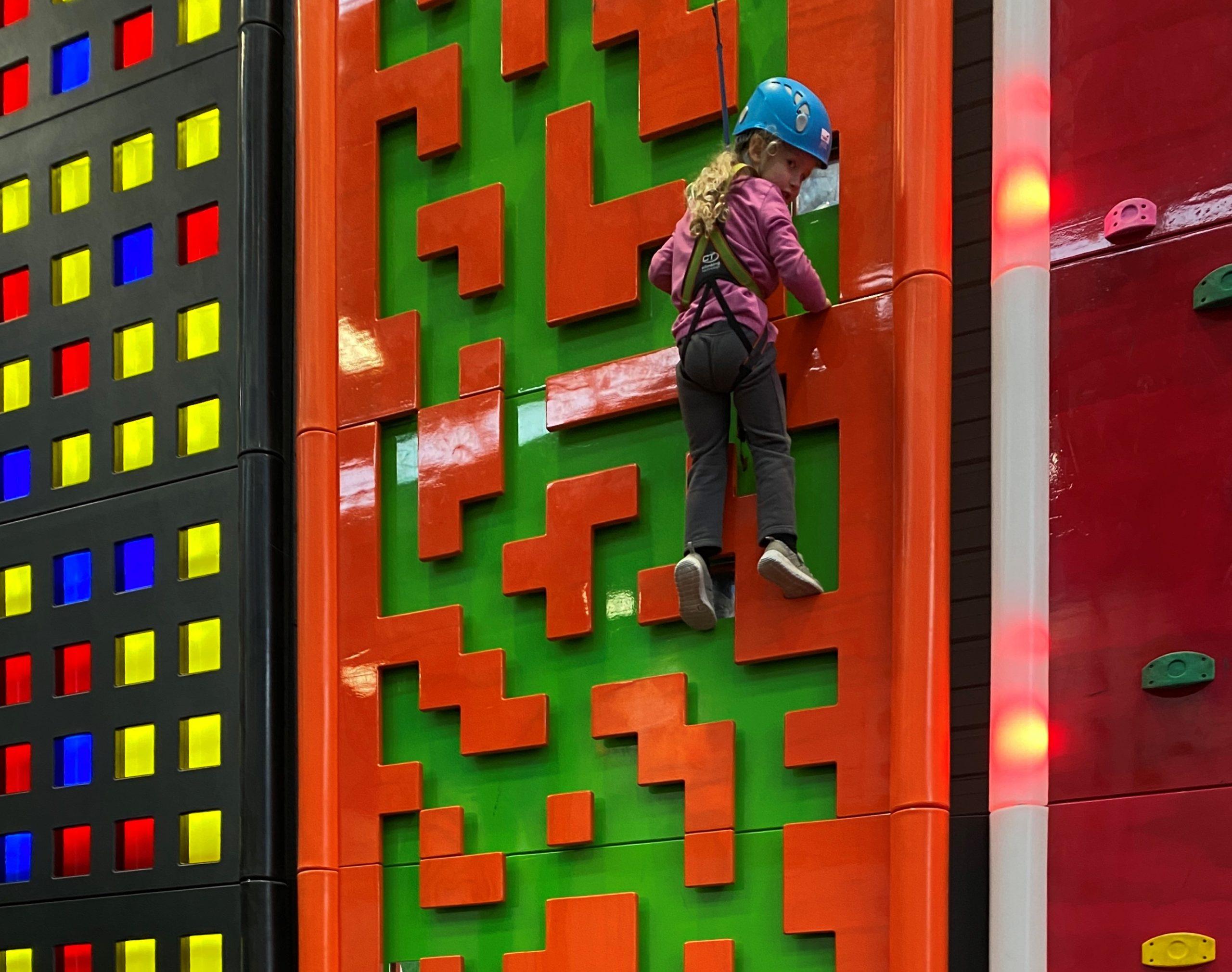 Clip n Climb Queenstown